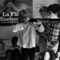 La petite fille au fusil