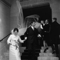 Mariage au temple protestant de la rue de l'Annonciation