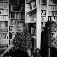 Elisabeth Badinter (née en 1944), femme de lettres et philosophe française