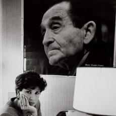 Anne Sinclair (née en 1948), journaliste française