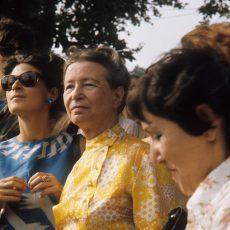 Simone de Beauvoir (1909-1986), femme de lettres française