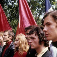 Evènements de mai-juin 1968. Manifestation de la C.G.T.