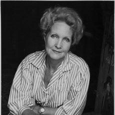 Evelyne Sullerot (1924-2017), sociologue et l'une des fondatrices du Planning familial.