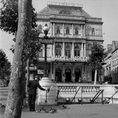 Théâtre de l'Ambigu actuellement Théâtre de la Renaissance