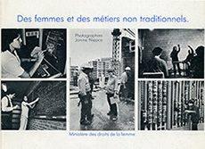 Des femmes et des métiers non traditionnels